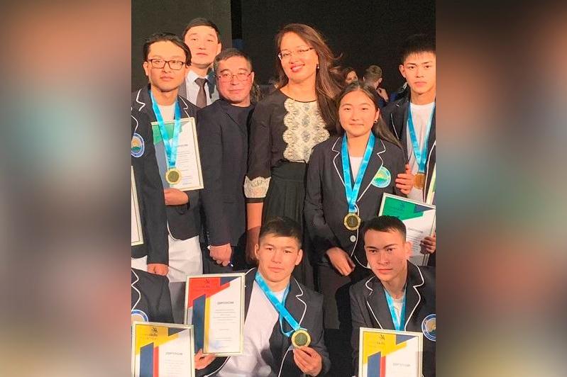 Команда ВКО победила в V Республиканском чемпионате «Worldskills Kazakhstan 2019»