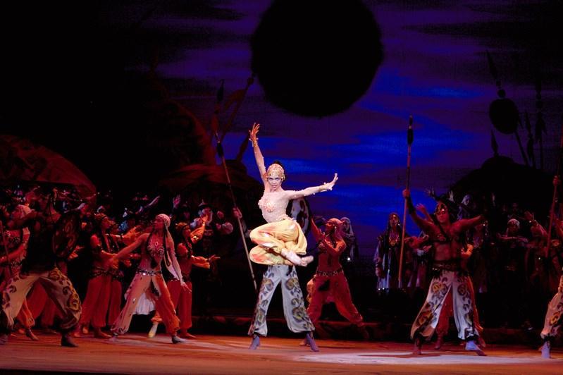 Театр из Сибири выступит на сцене «Астана Опера»