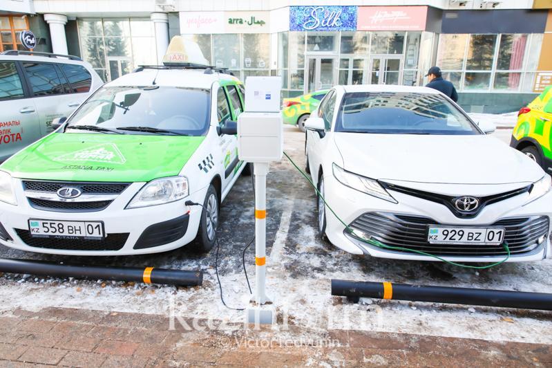 Технологию предпускового электроподогрева автомобильного двигателя начали внедрять в столице