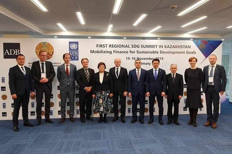 Almaty hosts first regional SDG Summit