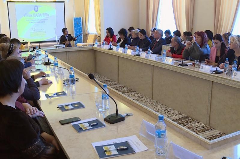 Таразда латын әліпбиіне көшу тақырыбында халықаралық конференция өтті