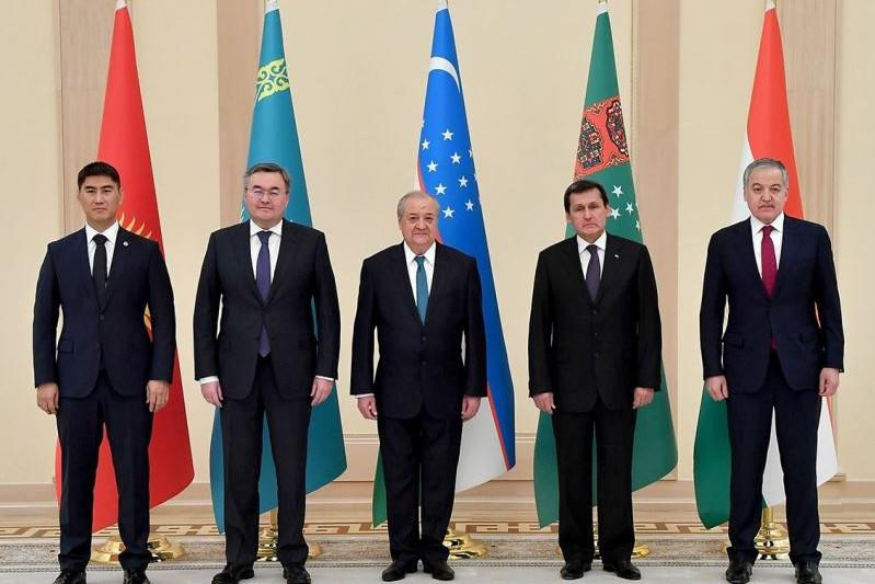 Главы МИД стран Центральной Азии встретились в Ташкенте