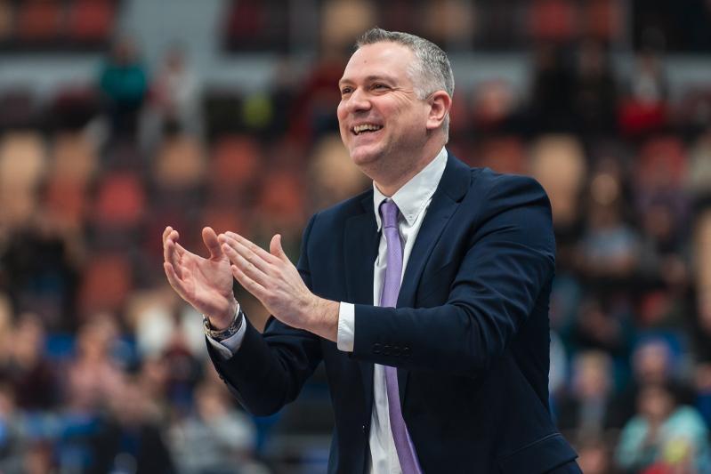 Эмиль Райкович стал главным тренером сборной Казахстана по баскетболу