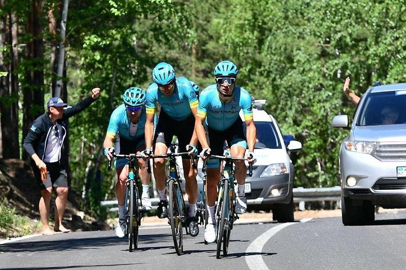 Қазақстандық велоспортшылар Олимпиадаға үш жолдама жеңіп алды