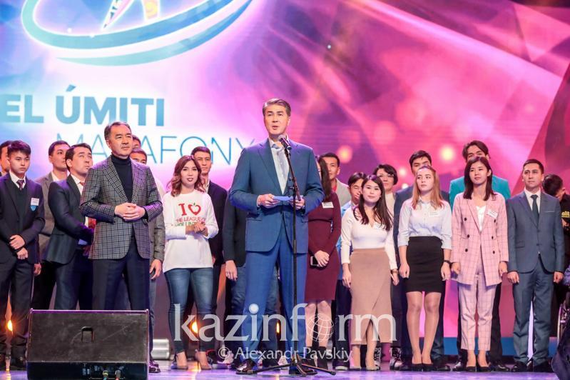 Лучшие образовательные ресурсы будут доступны всем в рамках «Ел үміті» - Асет Исекешев