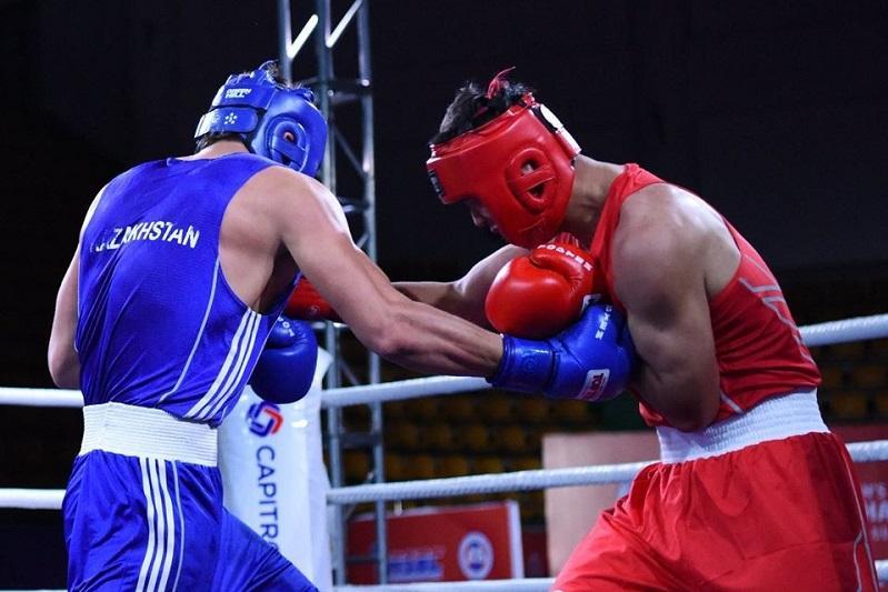 15 казахстанцев выступят в полуфинале чемпионата Азии по боксу
