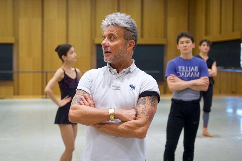 «Астана Опера» готовится к премьере балета «Коппелия»