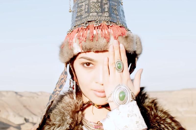 Мадина Байтык снялась в ролике о Казахстане для «Мисс мира-2019»