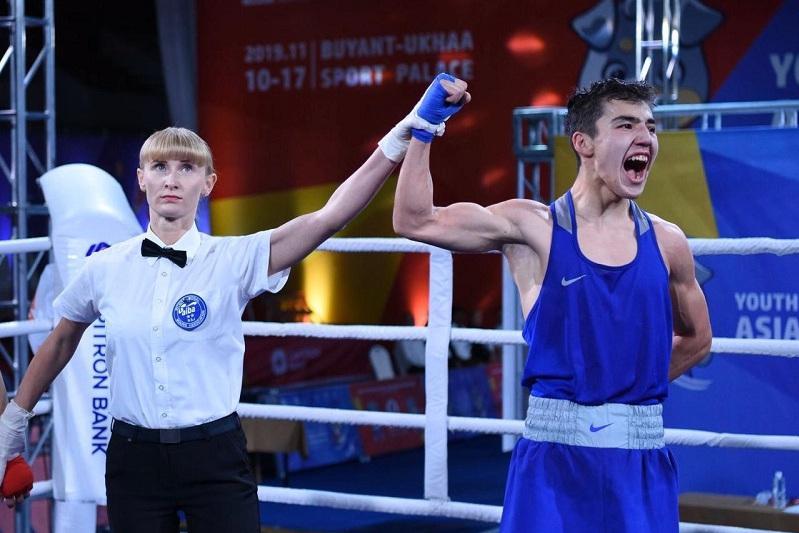 Сборная Казахстана выиграла командный зачет МЧА по боксу