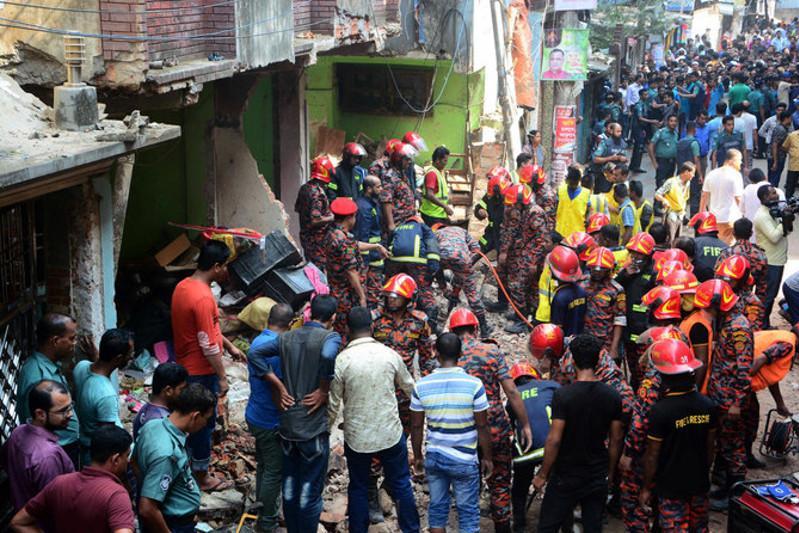 At least 7 die, 25 hurt in Bangladesh gas pipeline explosion