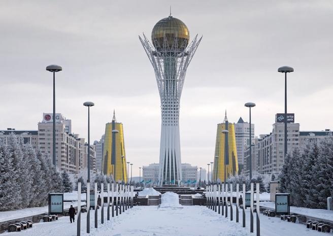 Погода без осадков ожидается в Казахстане 18 ноября