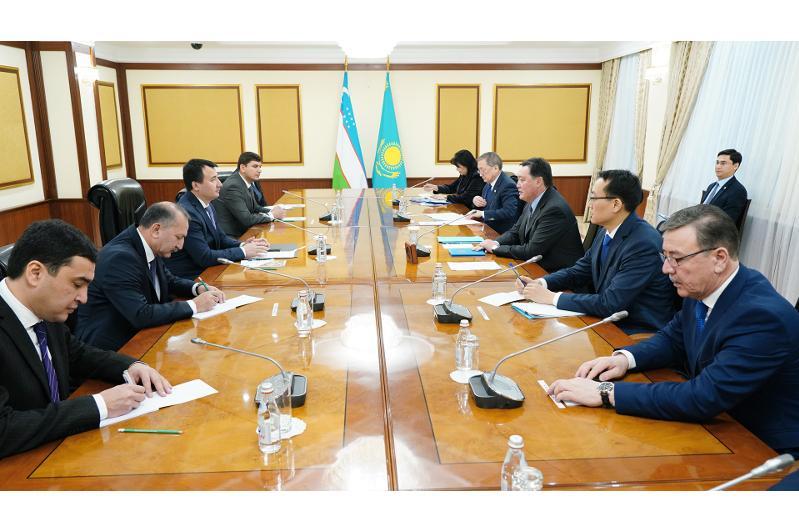 Казахстан и Узбекистан приняли Дорожную карту по активизации сотрудничества в сельском хозяйстве