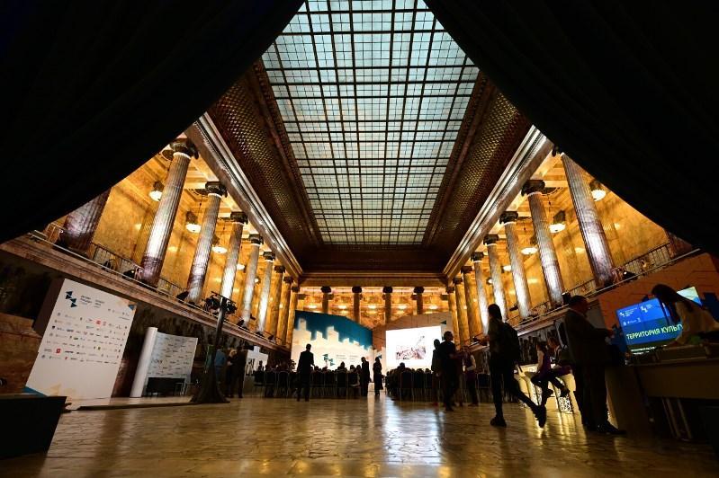 Госцентр поддержки национального кино представлен на VIII  Санкт-Петербургском культурном форуме