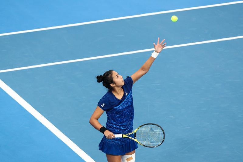 Kazakhstani Diyas up in WTA rankings