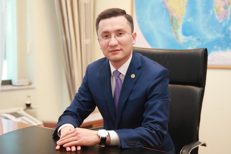 Олжас Смагулов назначен заместителем руководителя Канцелярии Премьер-Министра РК