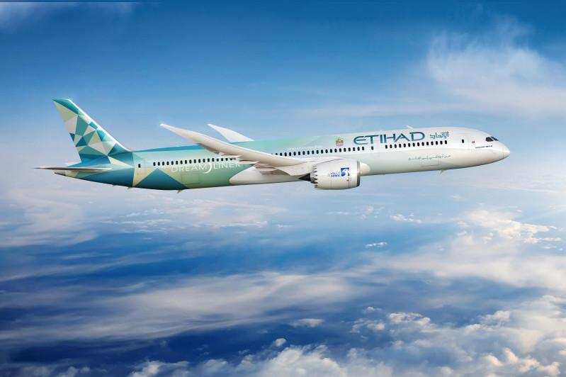 Etihad, Boeing unveil 'eco partnership' to cut carbon emissions