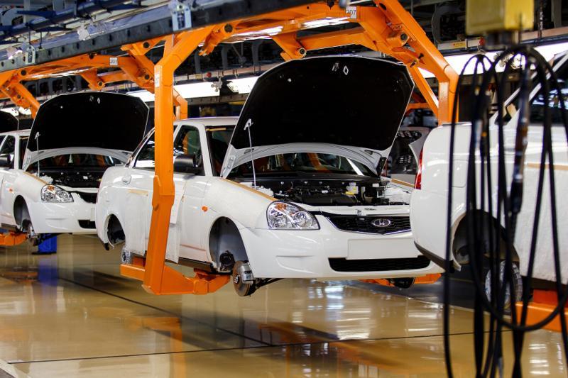 前10个月哈萨克斯坦共生产汽车近4万余辆