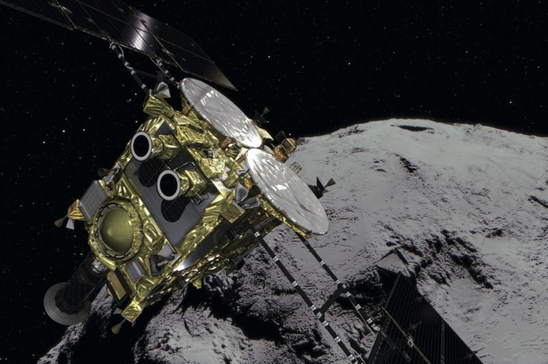 Japan-South Korea team to observe asteroid using Hokkaido telescope