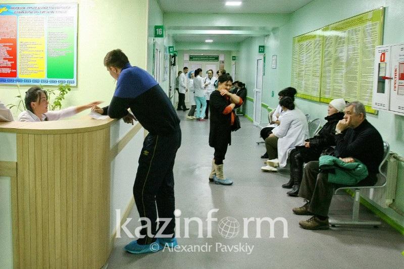 Часть здоровья люди теряют в очередях в поликлиниках – аким СКО
