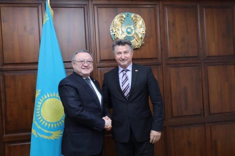 Новые инвестпроекты Хорватии будут реализованы в Актюбинской области