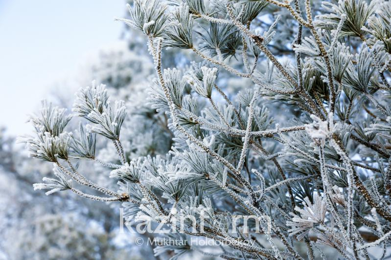 -33°C frosts to batter Kazakhstan Nov 19-21