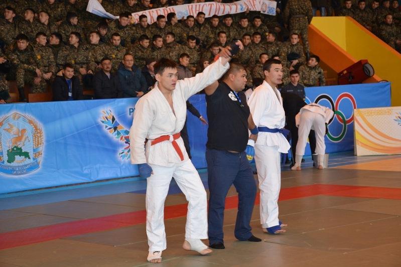 Петропавлда қоян-қолтық ұрыстан республикалық турнир өтті