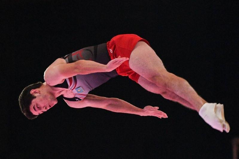 Batýttaǵy gımnastıka: Olımpıada lıtsenzııasy úshin synǵa túsetin qazaqstandyqtar