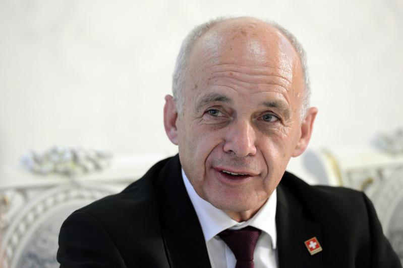 Swiss President to visit Kazakhstan at Tokayev's invitation
