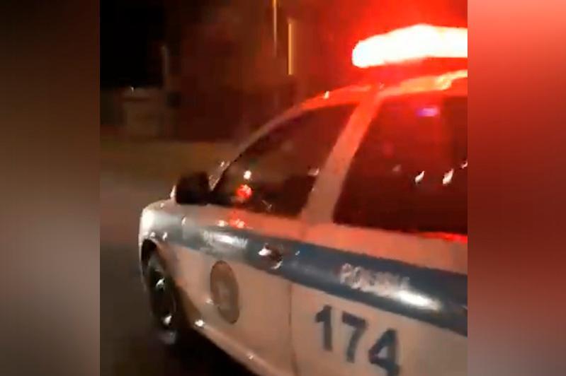 Оралда полиция автокөлігі 21 жастағы қызды қағып кетті