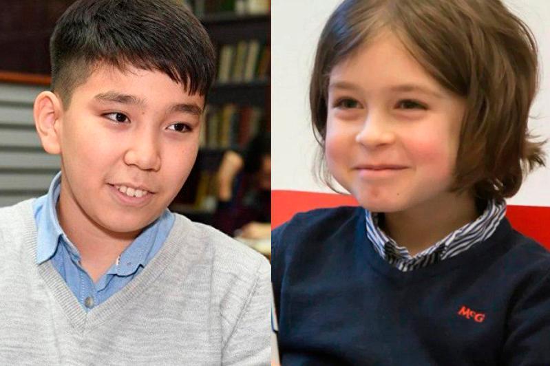 哈萨克斯坦14岁神童阿布扎勒即将获本科学位