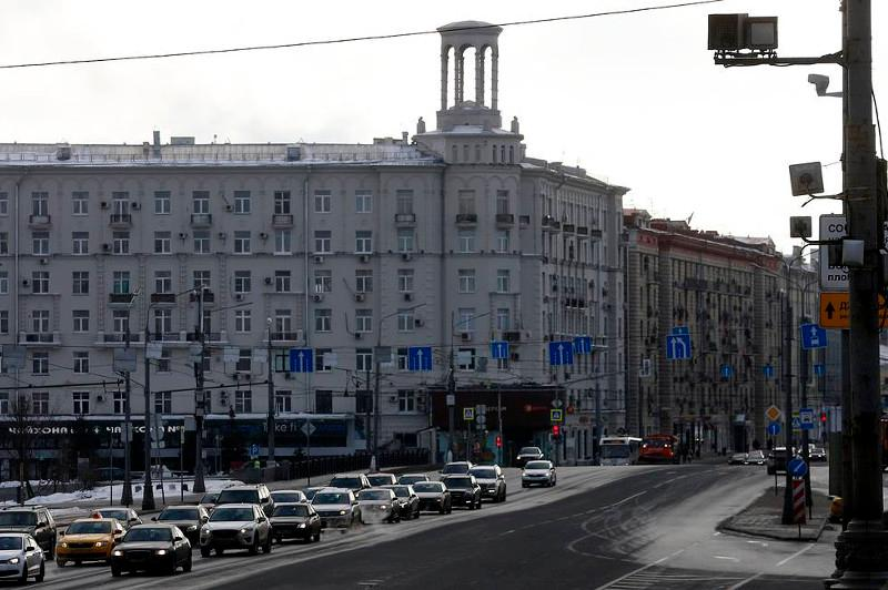 Отслеживающая движение водителя за рулем автомобиля камера появилась в России