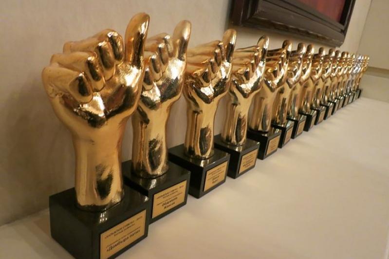 Определились лауреаты Национальной премии «Народный любимец»