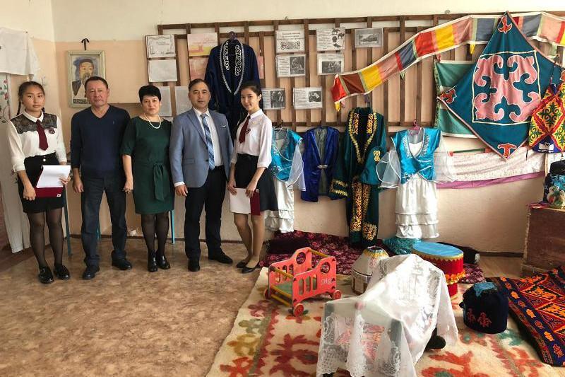 Ресейдің Астрахан облысында екі қазақ тілі кабинеті ашылды