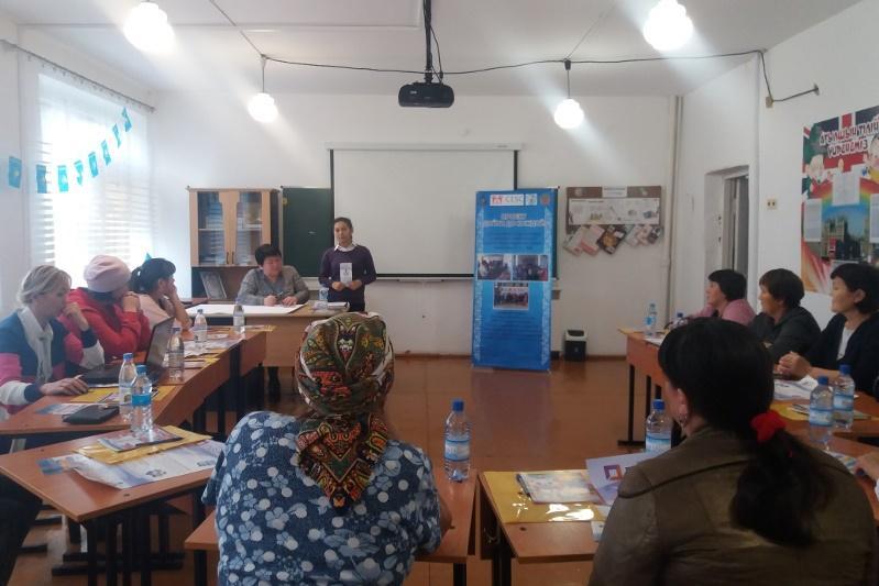 В Павлодарской области жительницам дальних сёл помогают создать свой бизнес