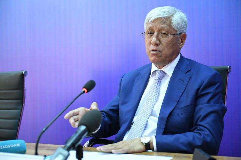 Almaty oblysynyń ákimi Manzorov isine pikir bildirdi