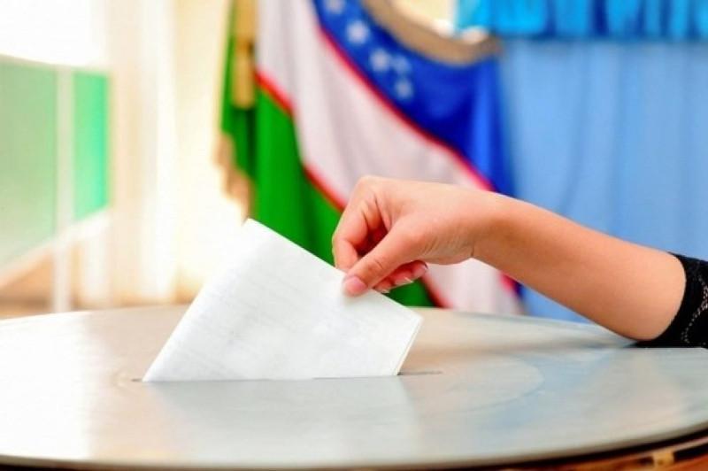 乌兹别克斯坦议会立法院选举宣传工作正式开始