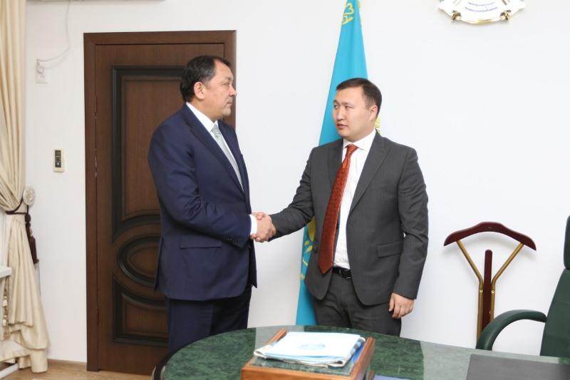 Назначен аким Кызылкогинского района Атырауской области
