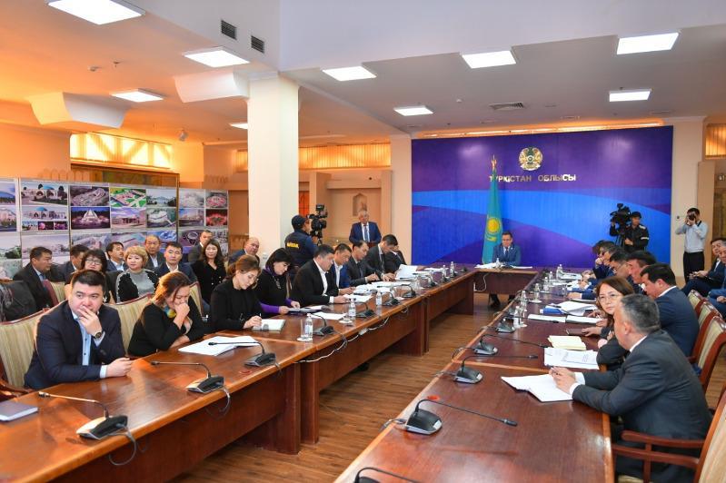 Медучреждения Туркестанской области готовы к внедрению ОСМС