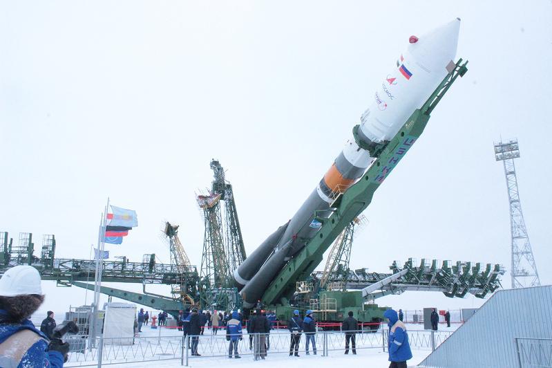 На Байконуре готовятся к запуску космического грузовика «Прогресс МС-13»