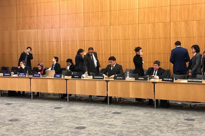 Париждегі ЭЫДҰ штаб-пәтерінде Президенттік жастаркадр резерві таныстырылды