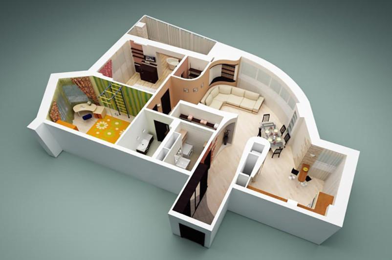 Три шага для перепланировки квартиры: в акимате Нур-Султана поделились лайфхаком