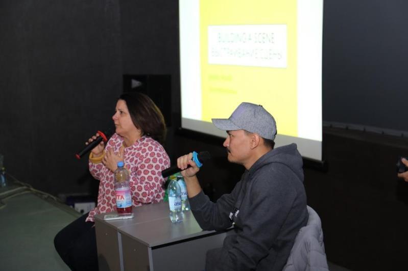 Голливудтың продюсер-режиссері Таразда шеберлік сабағын өткізді