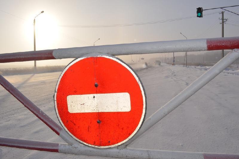 Закрыт участок автодороги Самара-Шымкент в Актюбинской области