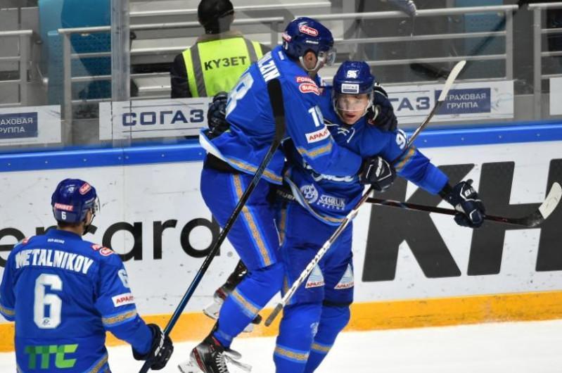 KHL: HC Barys snatched victory from HC Avtomobilist
