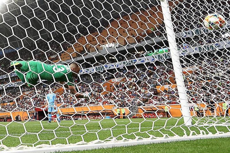 Russian football team defeats San Marino 5:0 in UEFA Euro 2020 qualifiers