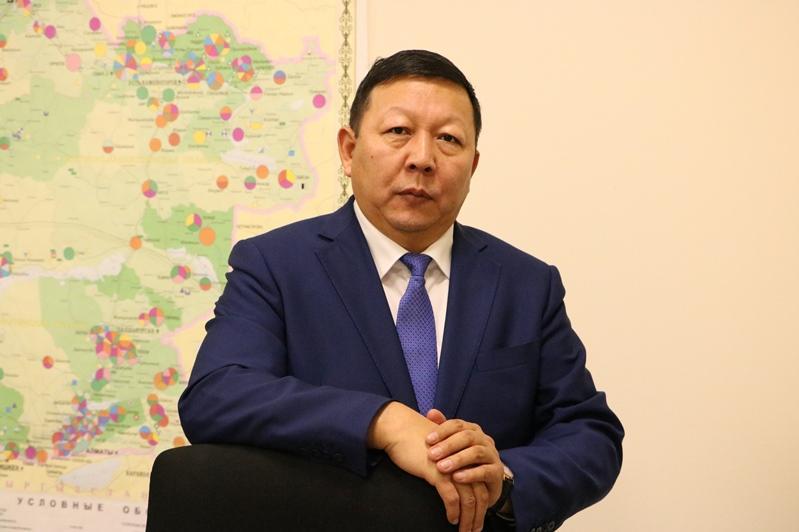 Медет Құмарғалиев «ӨКМ Операторы» ЖШС-ға басшы болды