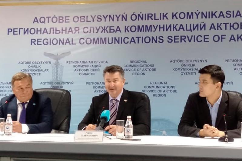 克罗地亚驻哈大使:希望能跟哈萨克斯坦建立旅游领域合作关系