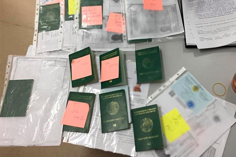 Сотрудники КНБпресекли в Алматы канал незаконной миграции