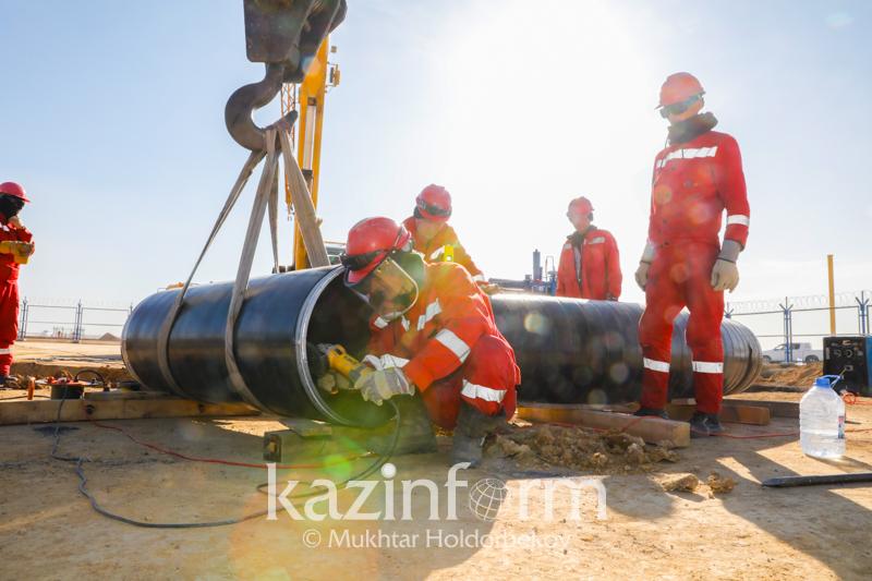 Какова схема финансирования строительства газопровода «Сарыарка»