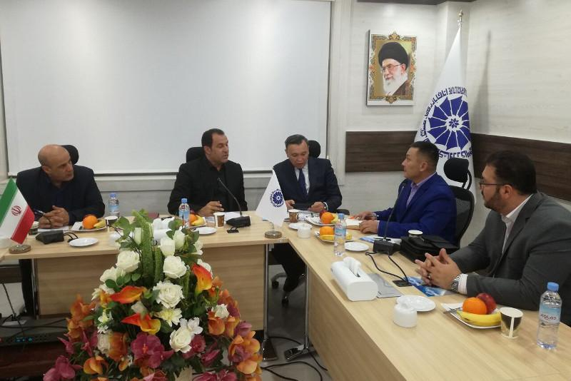 Kazakh official: Iran enjoys extensive capacity for investment